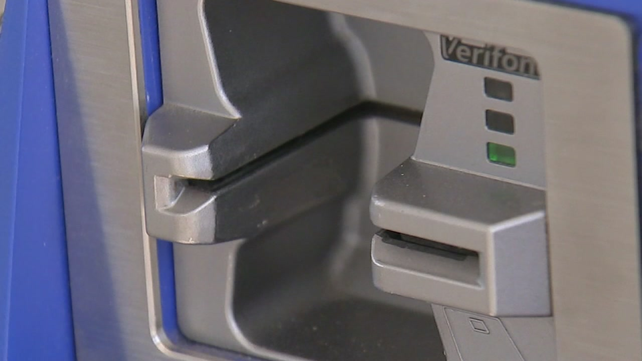 ABC13s Erica Simon reports on the rising shimming trend that could go undetected at card readers.