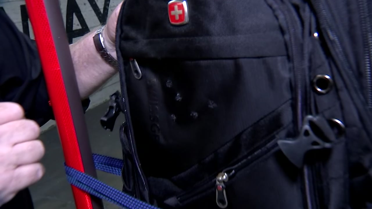 Bulletproof and clear backpacks among back-to-school options