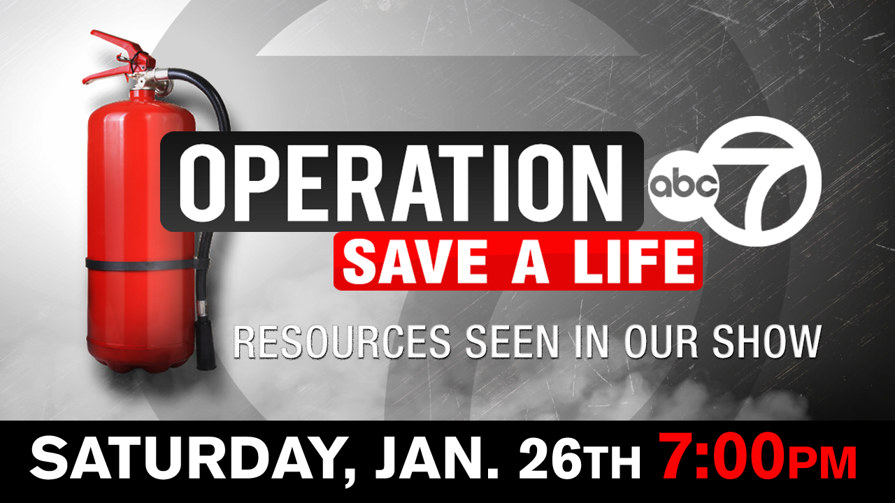 Watch 'Operation 7: Save a Life' - Resources seen on our Show