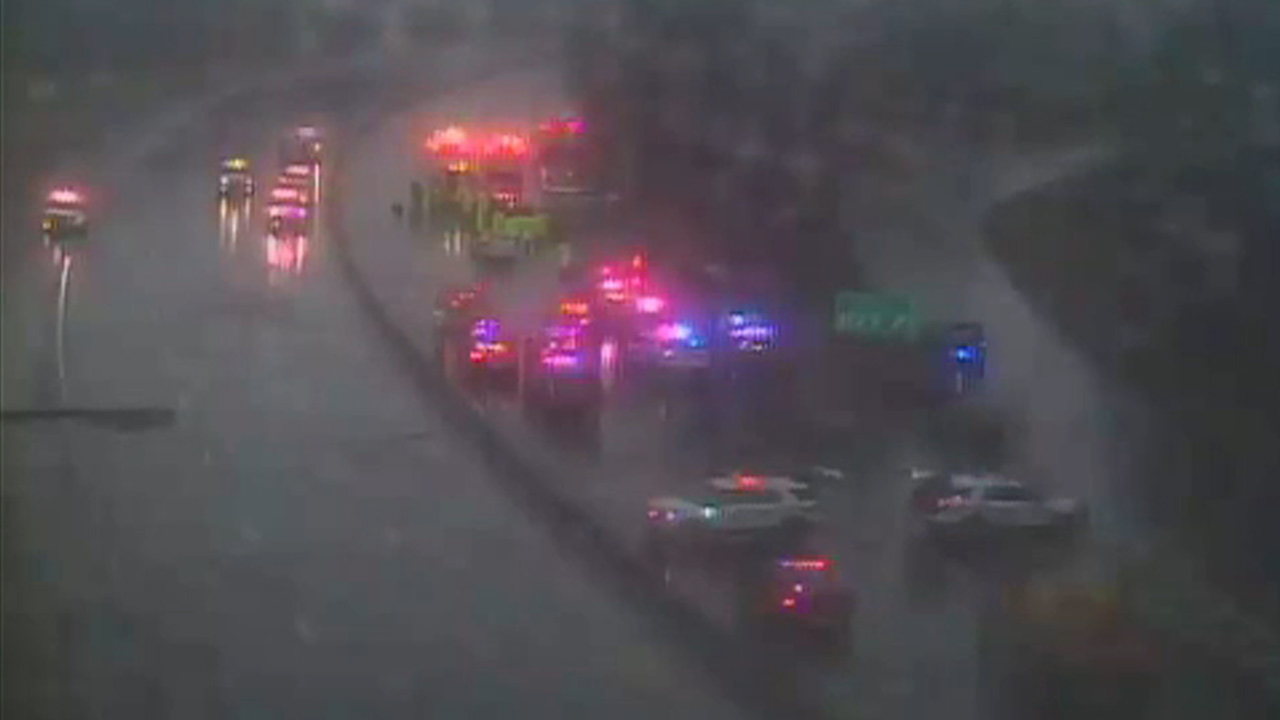 meadowbrook state parkway accident