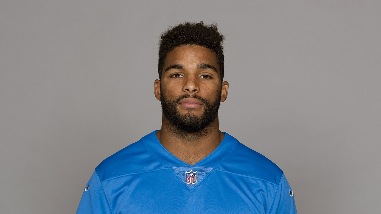 This is a 2018 photo of Trevor Bates of the Detroit Lions NFL football team.