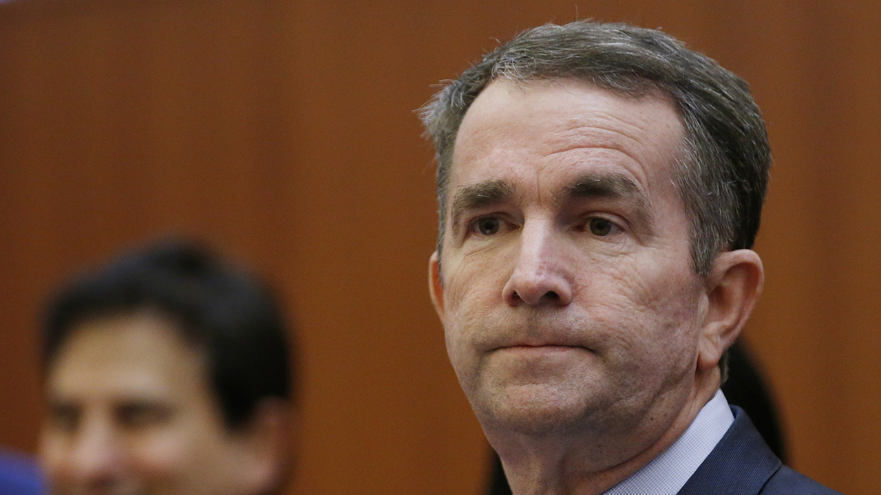 Virginia Gov. Ralph Northam apologizes after racist image emerges from school yearbook