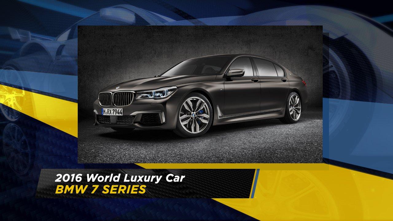 2016 World Luxury Car