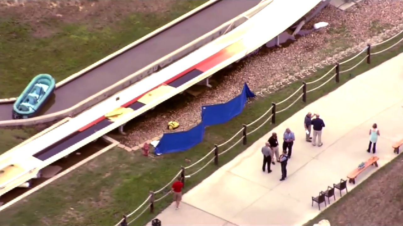 Gruesome details revealed in boy's water slide death at Kansas water