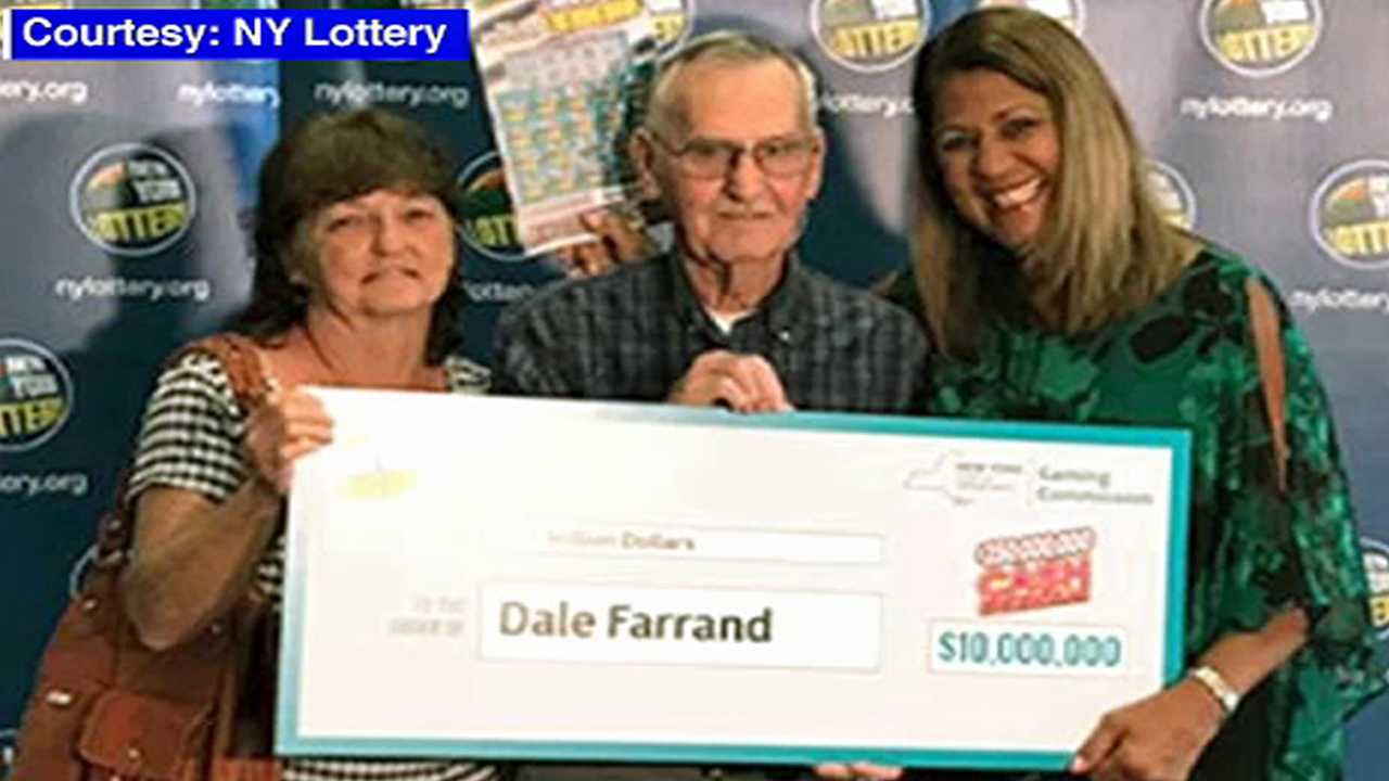 NY man buys lottery ticket during Slim Jims purchase for dog, wins $10M