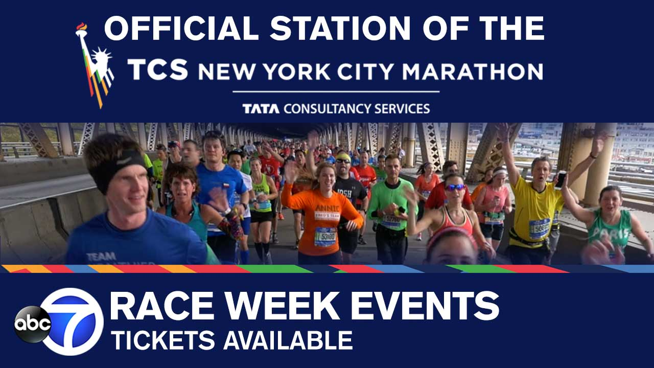 Get ready for Marathon Week in New York! Tickets for Race-Week fun, food, and course tours