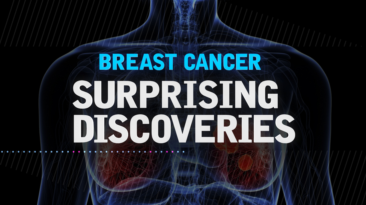 Watch ABC7's special 'Breast Cancer: Surprising Discoveries'