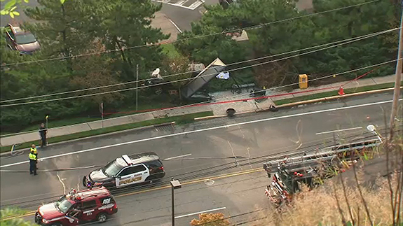 Suspect surrenders in hit-and-run crash that killed woman in