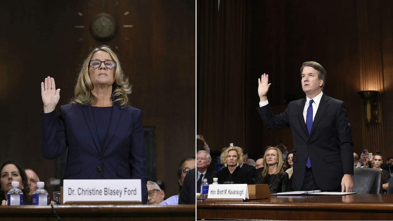 Republicans Race To First Vote After Hearing From Kavanaughs Confirmation Watch And Latest News In Senate Judiciary Committee Accuser