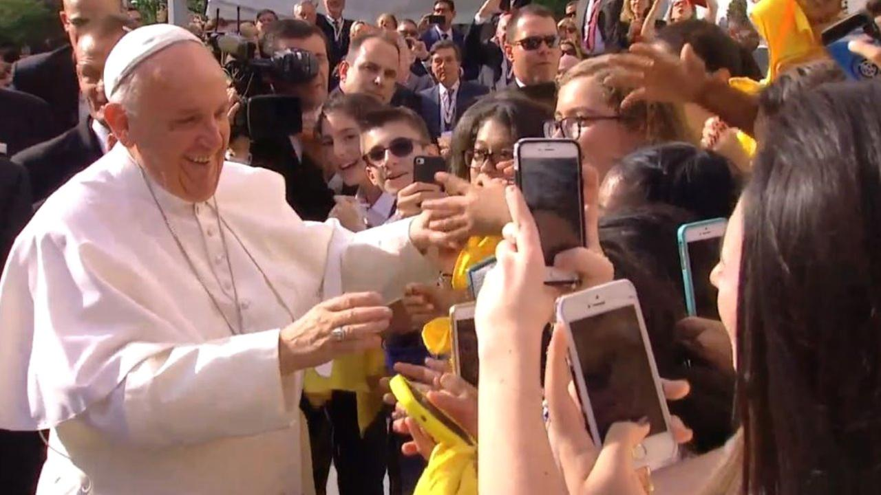 What Pope Francis ate in New York City