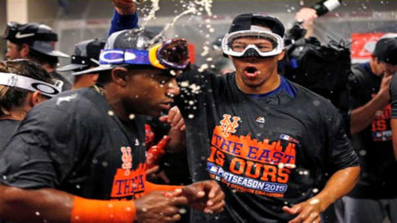 Mets in playoffs for first time since 2006 after clinching NL East