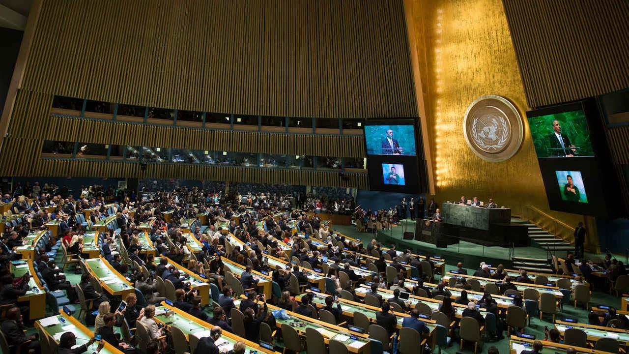 president obama united nations