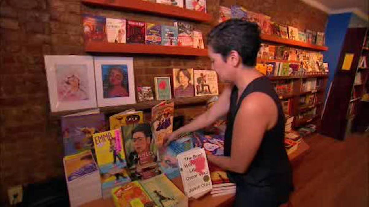 East Harlem bookstore features Latino works