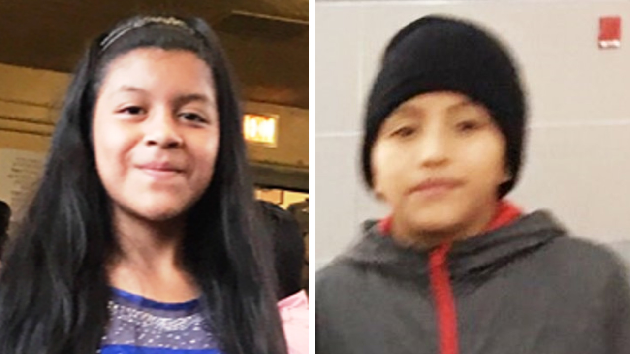 Brother and sister missing in Brooklyn found safe