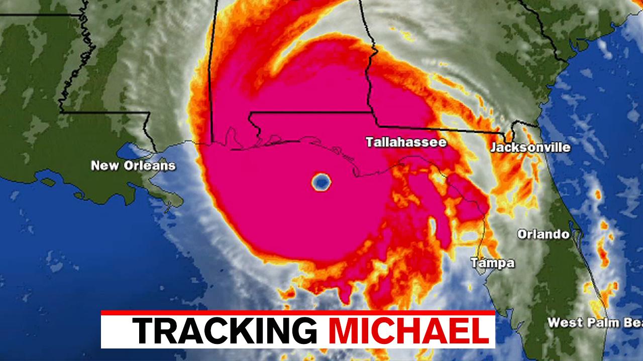 Live Hurricane Michael 2018 coverage: Monster Hurricane Michael nears Florida la...