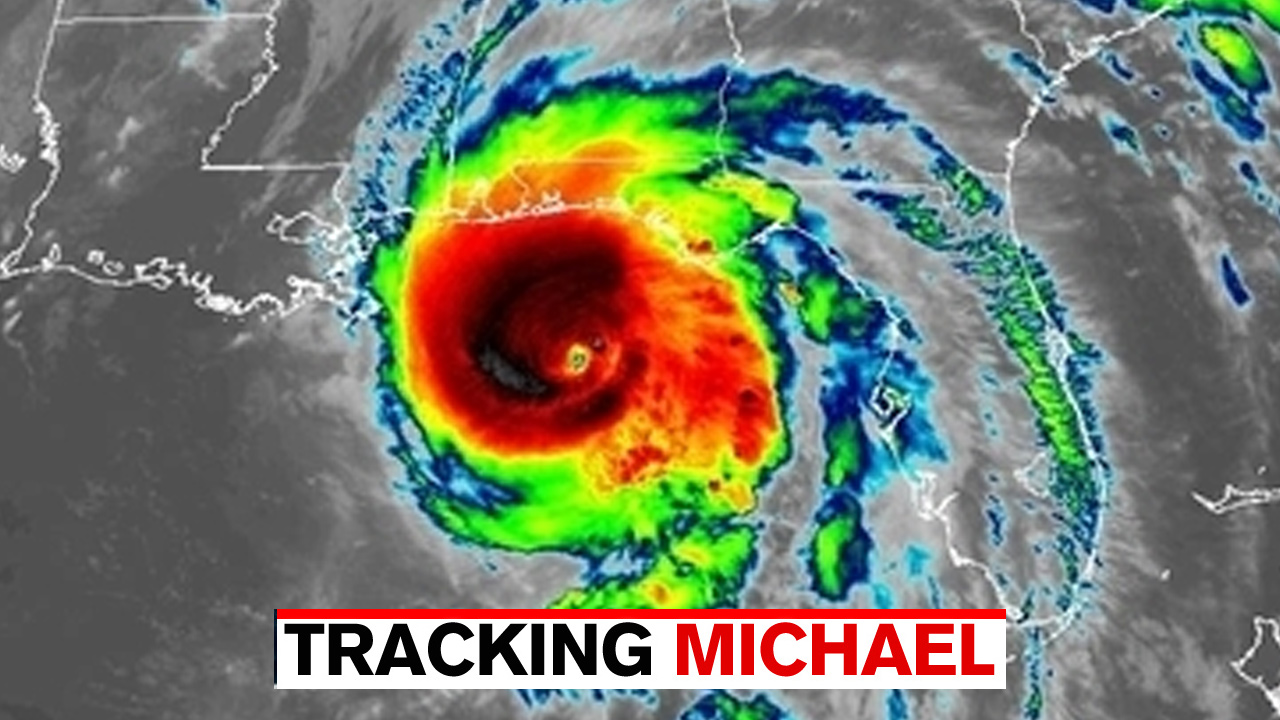 Hurricane Michael strengthens to Cat 4, headed for Florida