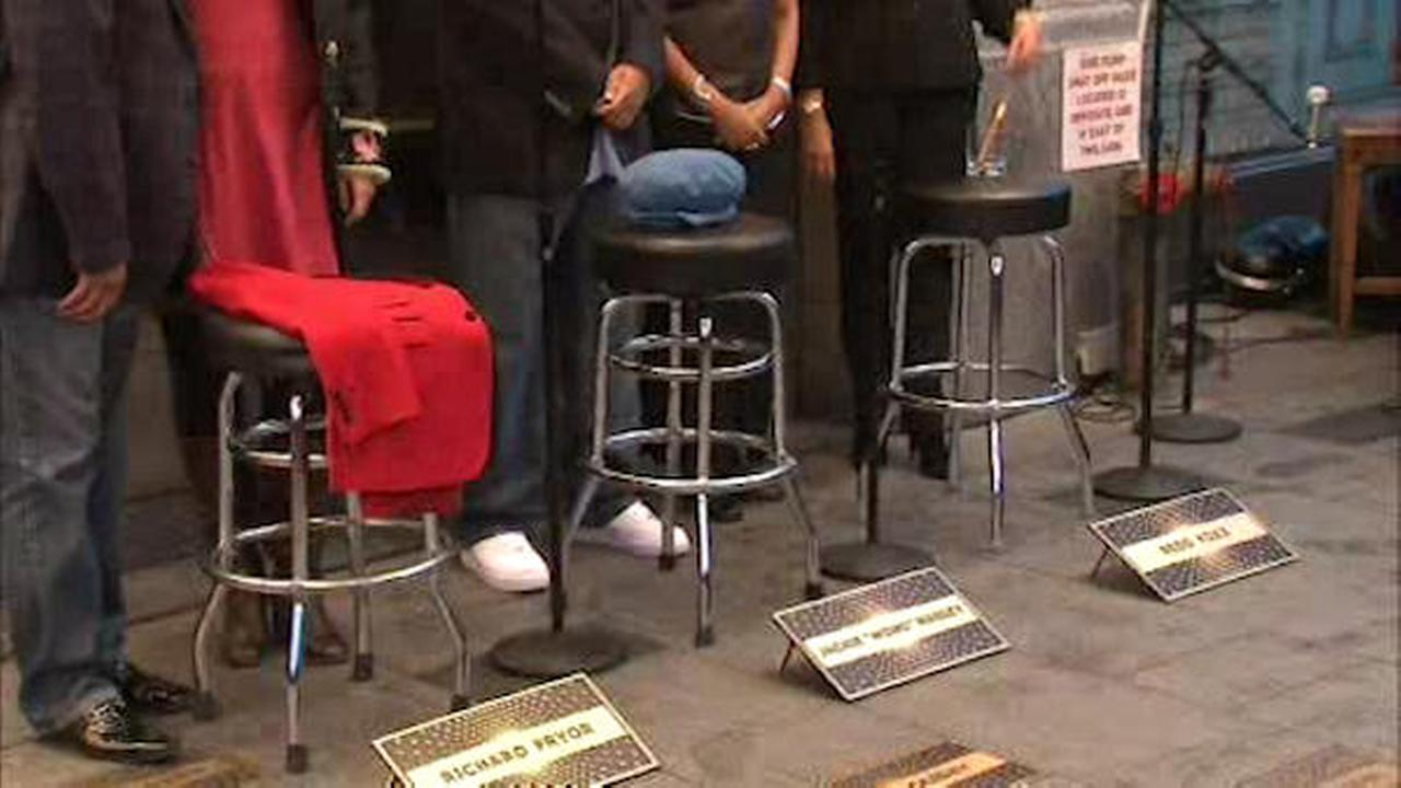 3 Comic legends inducted into Apollo Theater Walk of Fame