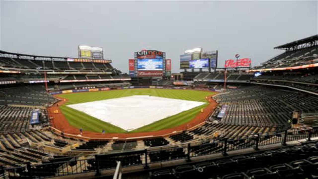 Mets-Nationals game postponed, doubleheader set for Saturday