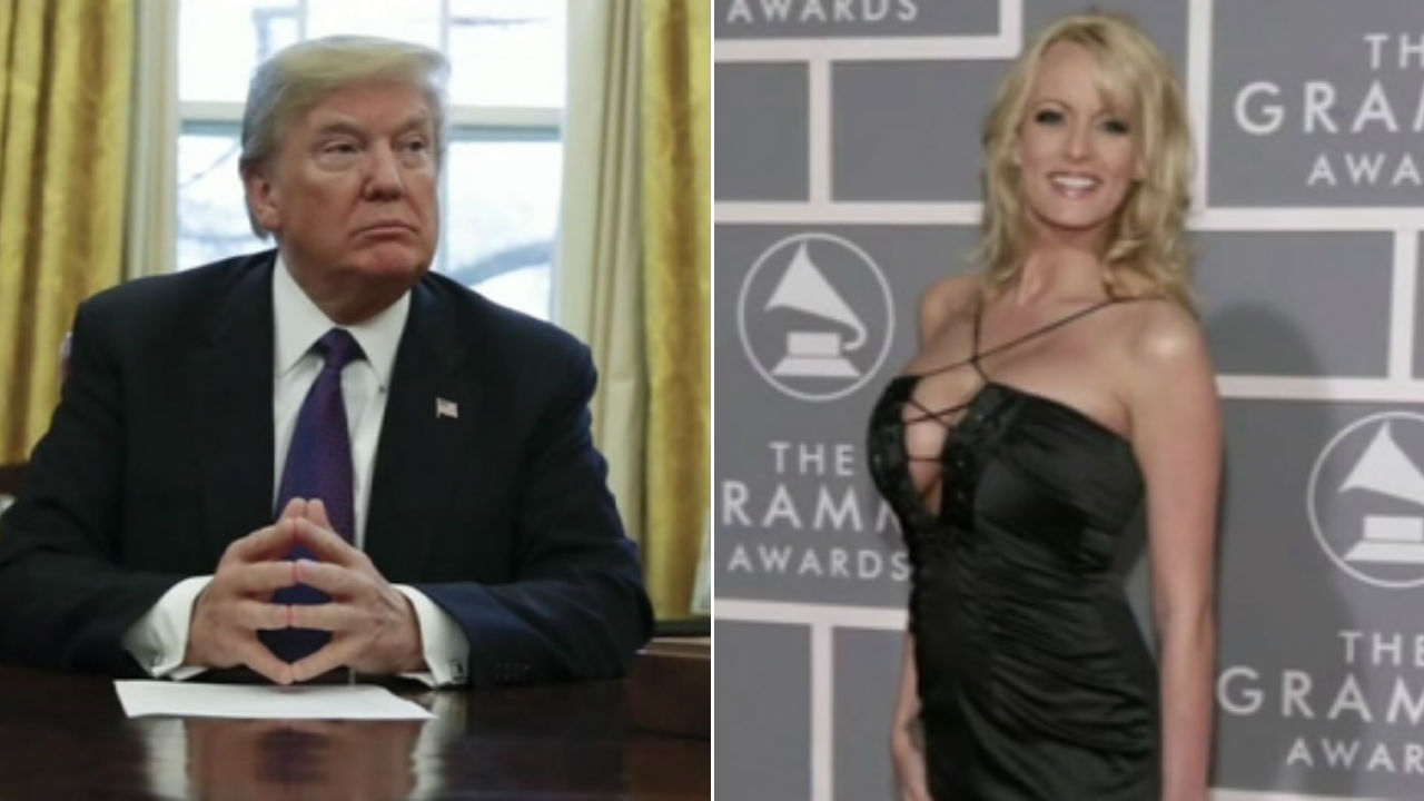 Court orders Stormy Daniels to pay Trump $293K in legal fees, sanctions
