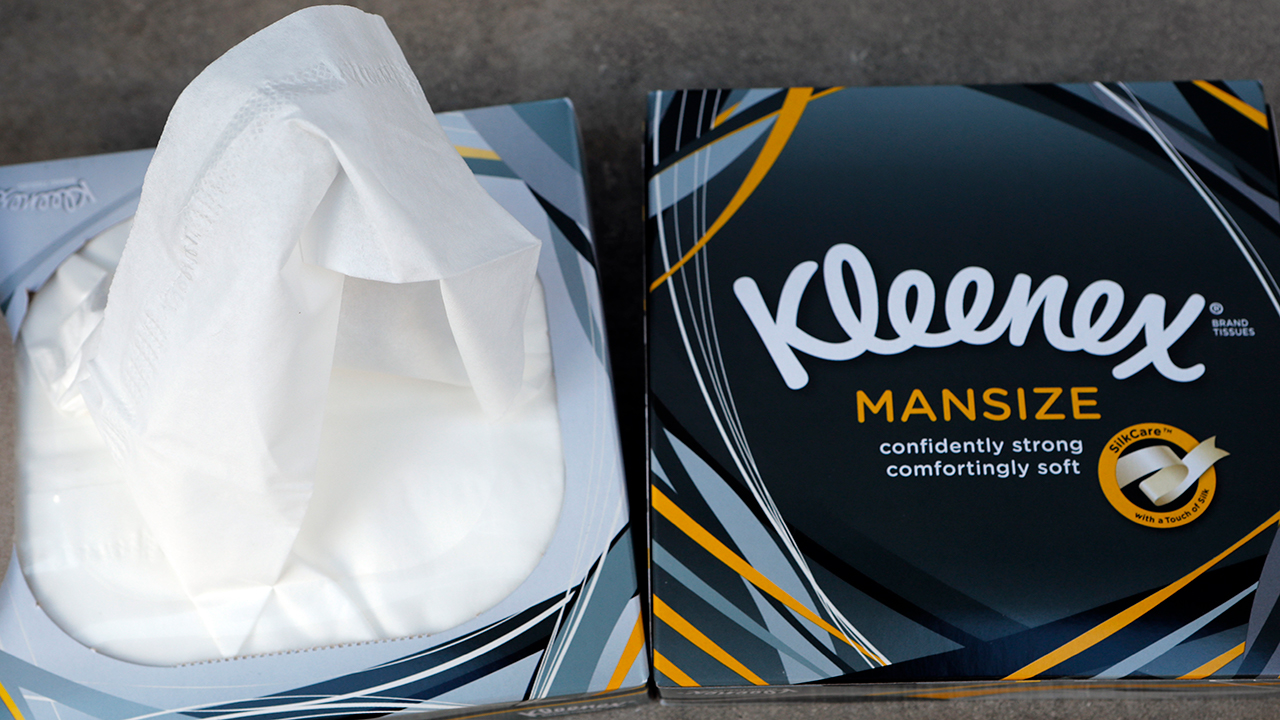 Kleenex maker Kimberly-Clark says it will re-brand its Mansize tissues after consumers complained the name was sexist.