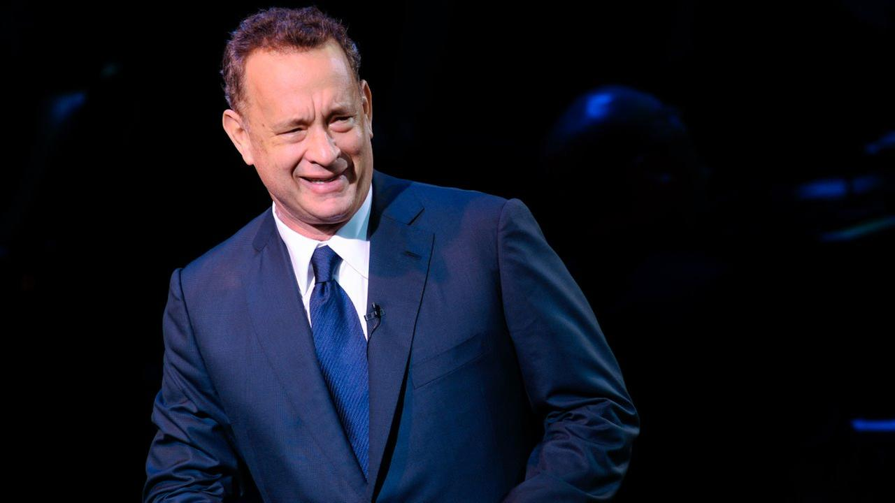 Tom Hanks attends An Evening of SeriousFun Celebrating the Legacy of Paul Newman, hosted by the SeriousFun Childrens Network at Avery Fisher Hall on Monday, March 2, 2015.