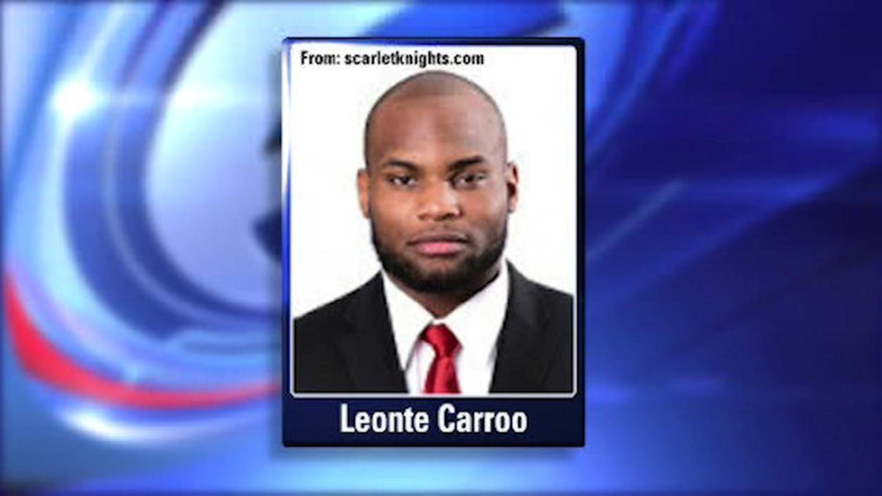 Rutgers football player Leonte Carroo reinstated after charges dismissed