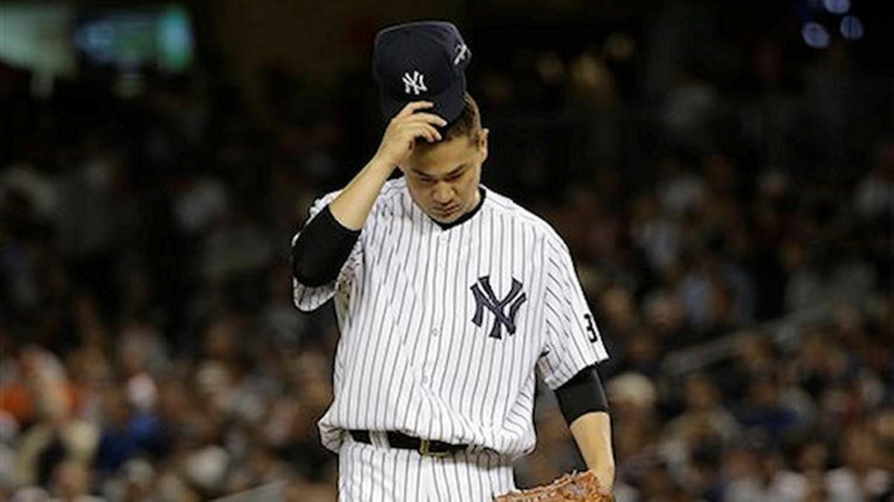 Yankees season over after 3-0 loss to Astros in AL Wildcard game