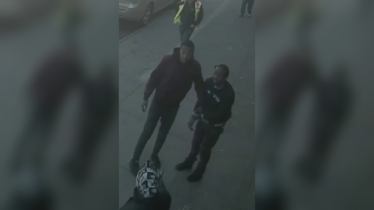 Suspects wanted in Bronx food pantry volunteer assault