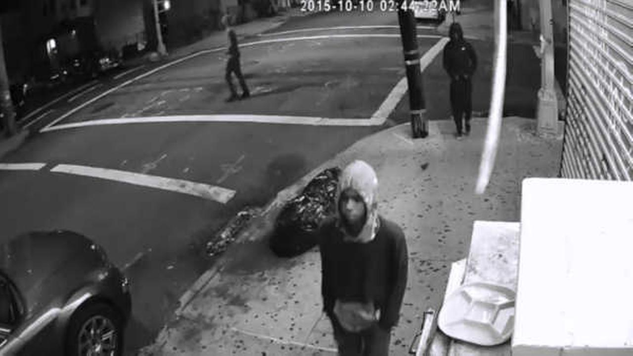 Police searching for suspects in attempted robbery of woman, 60, in the Bronx