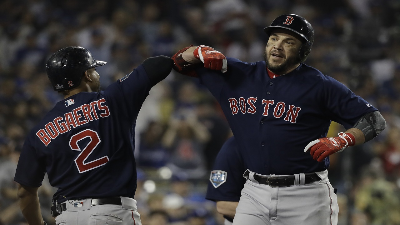 Boston Red Sox win World Series with 5-1 win over Los Angeles Dodgers in Game 5