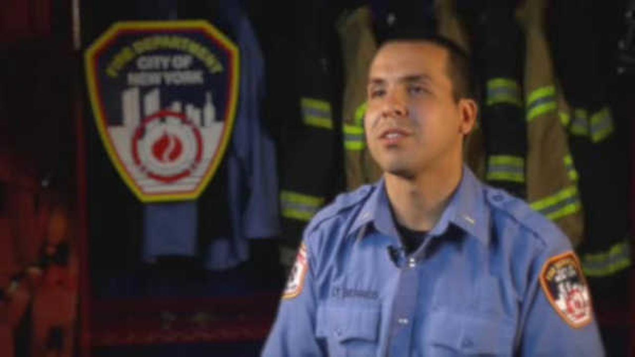 WATCH: Members of FDNY release video showing support for LGBT teens