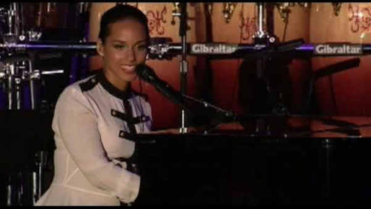 Singer Alicia Keys to run in this year's TCS New York City Marathon