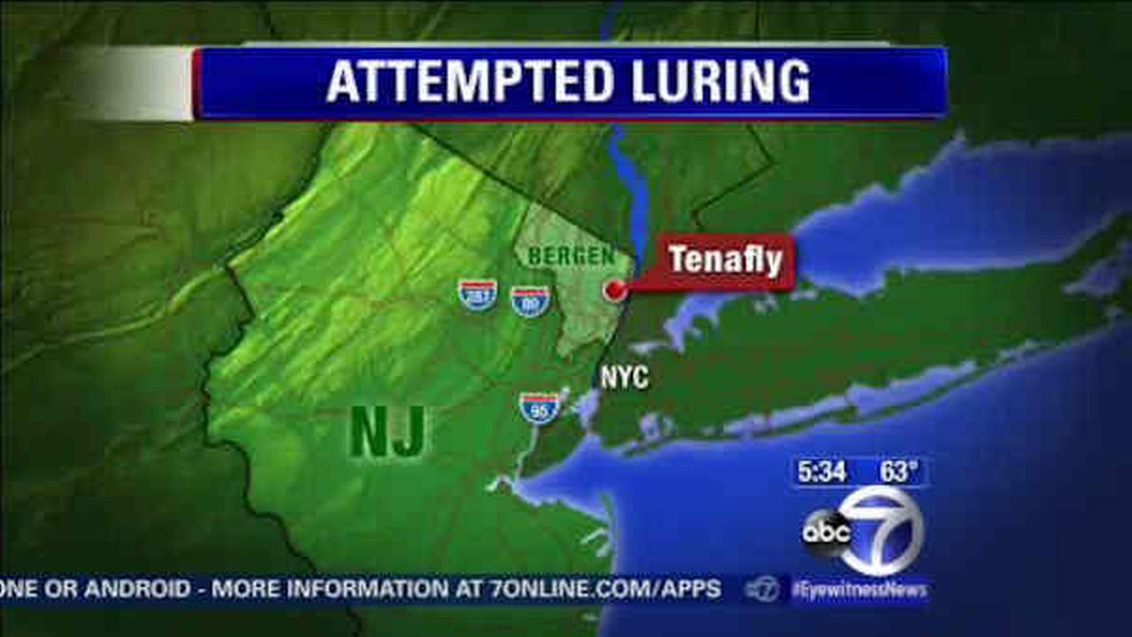 tenafly attempted luring