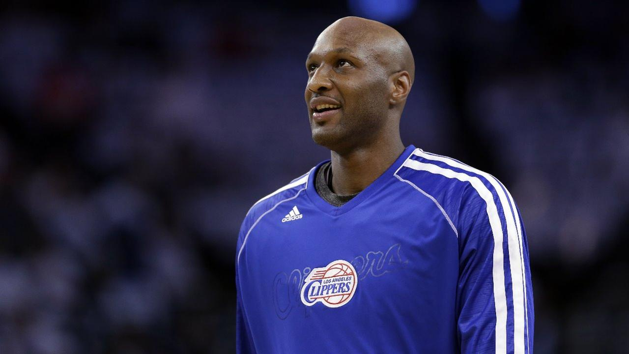 Los Angeles Clippers Lamar Odom (7) in action against the Golden State Warriors during an NBA basketball game in Oakland, Calif., Wednesday, Jan. 2, 2013.