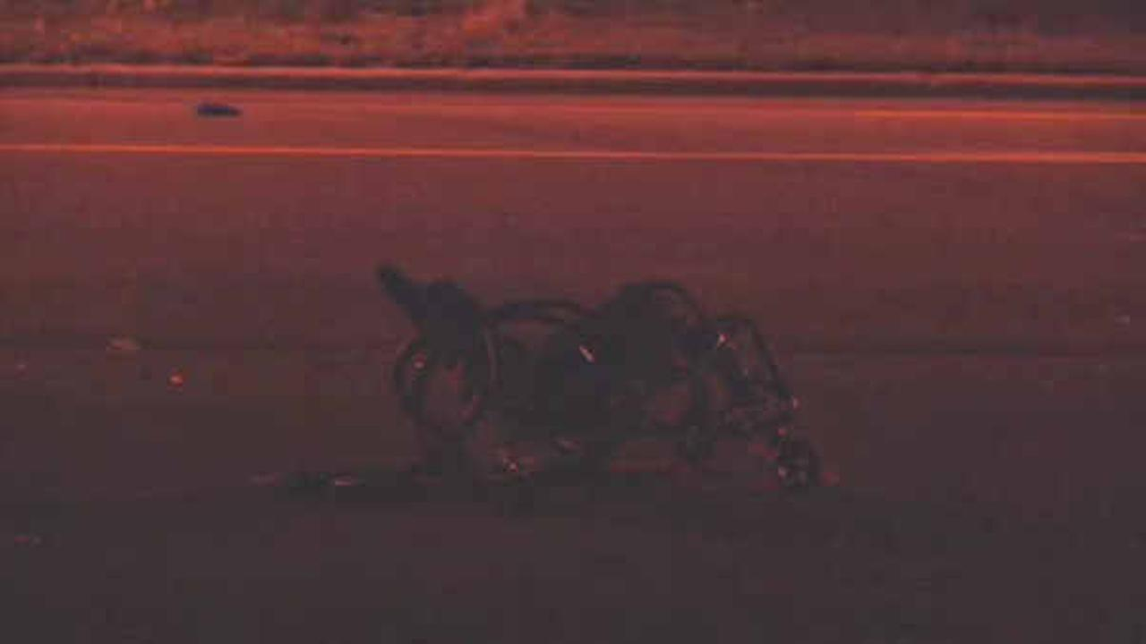 Man in wheelchair killed by hit and run driver in West Babylon