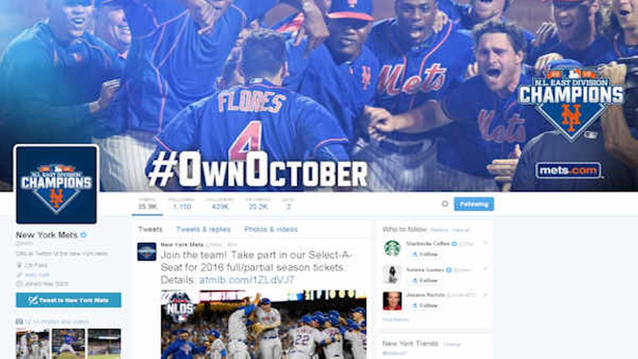 Mets fans buzzing over the NLCS on social media