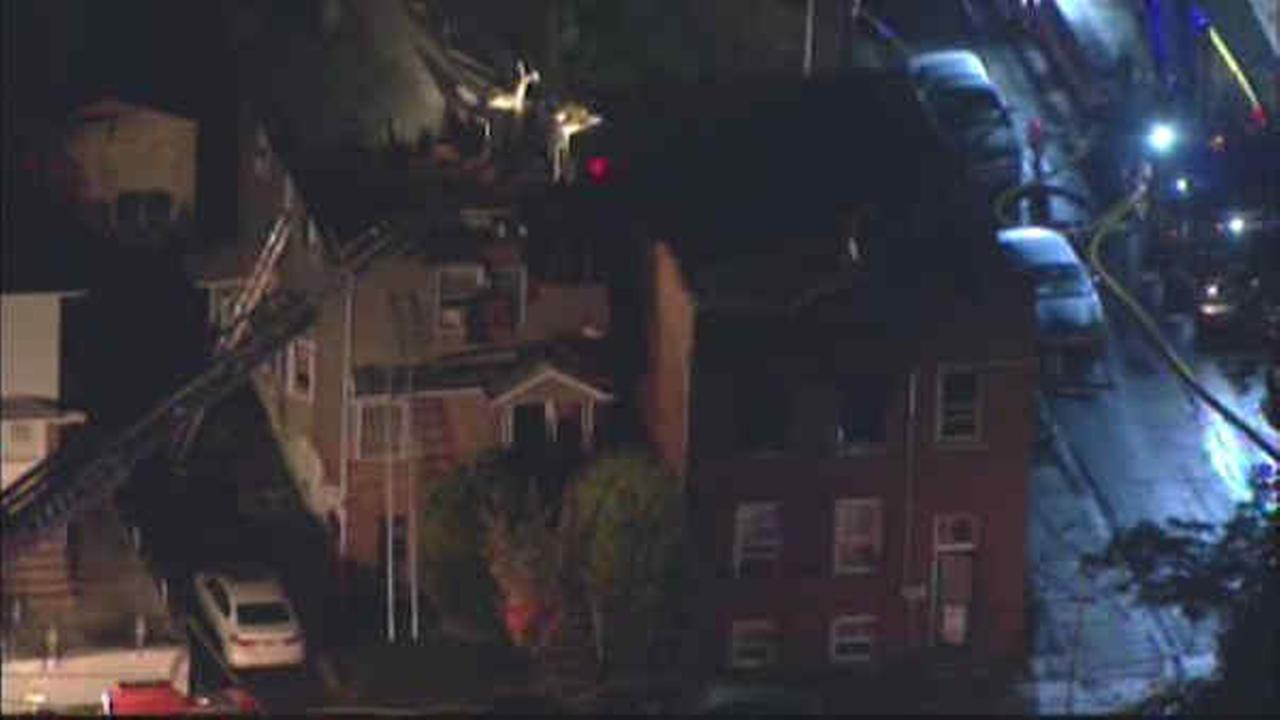 Lodi fire leaves 12 homeless in New Jersey