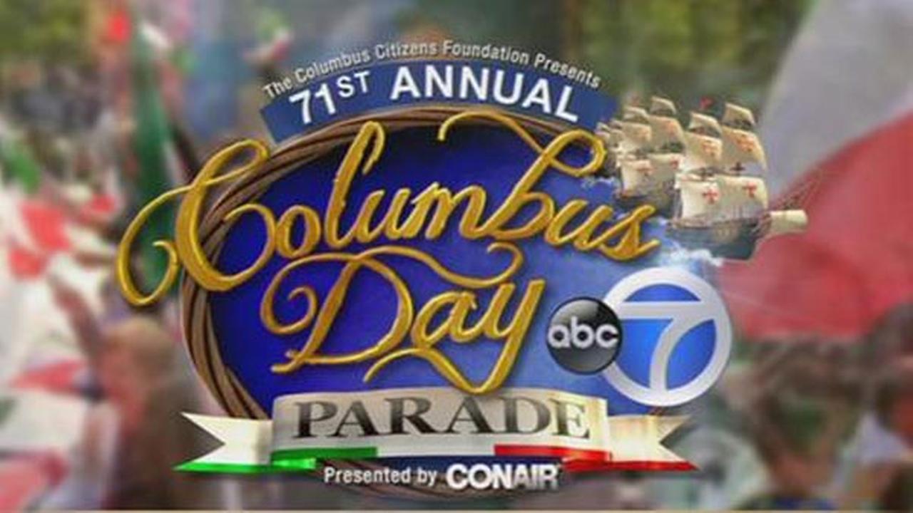 71st Annual Columbus Day Parade on WABC TV abc7nycom