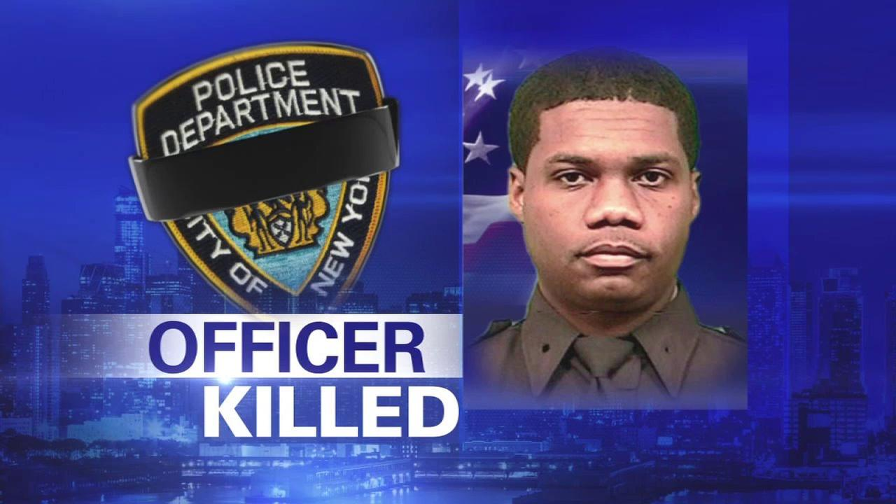Funeral arrangements set for NYPD Officer Randolph Holder who was killed in the line of duty