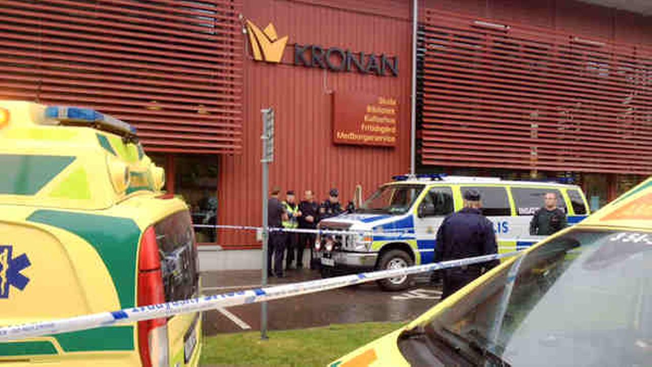 Teacher killed in attack on Swedish school; attacker shot