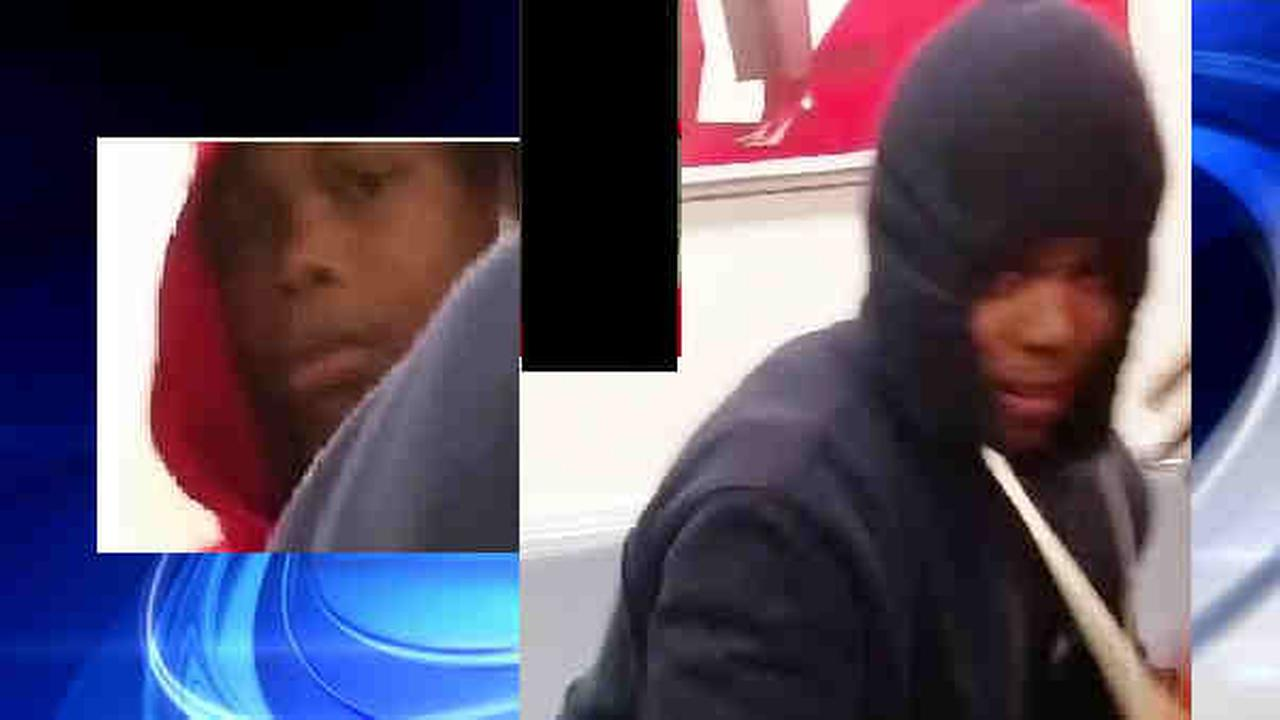 2 suspects wanted in subway assault on woman, police say