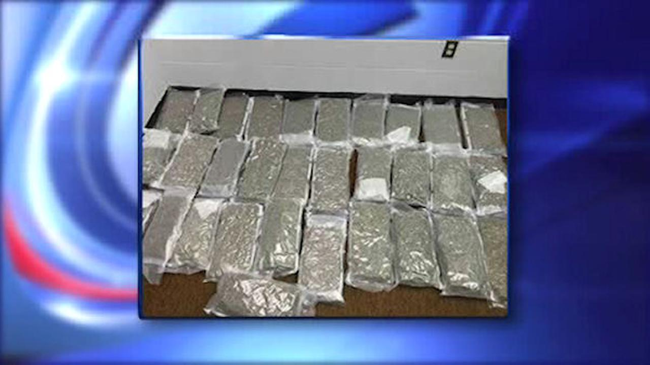 Hazlet Police post on Facebook about huge pot delivery to wrong house