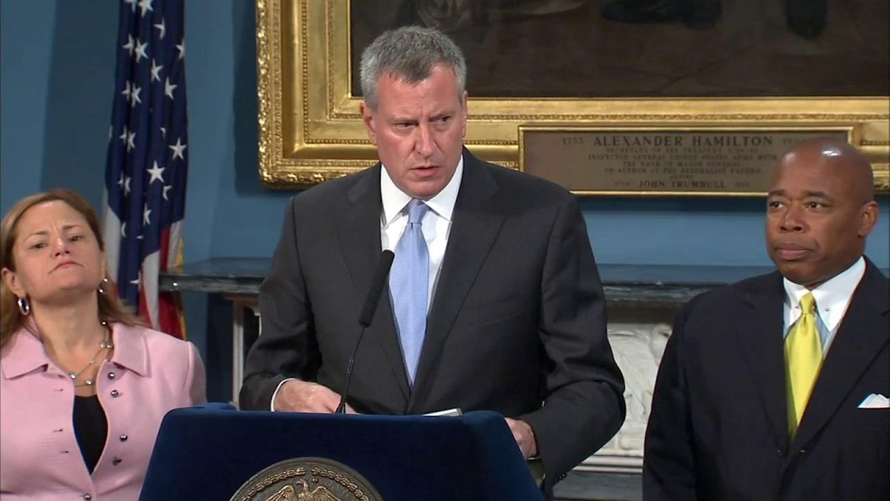 New York City employees to receive paid parental leave