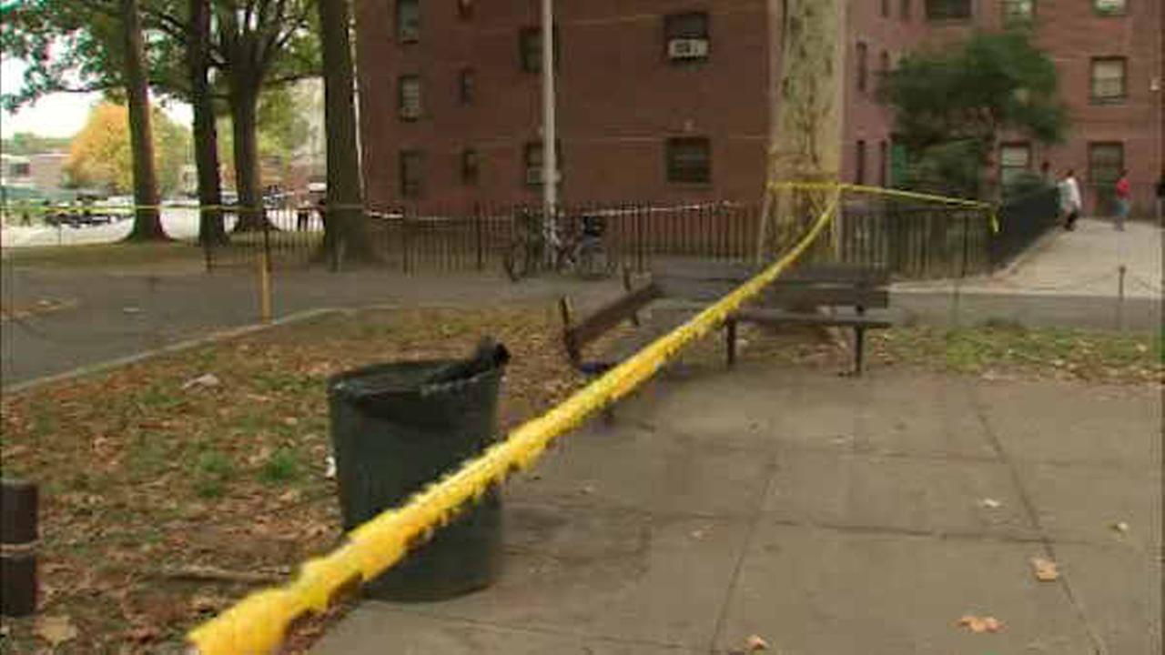 2 men charged in fatal shooting of woman near 2 Bronx schools