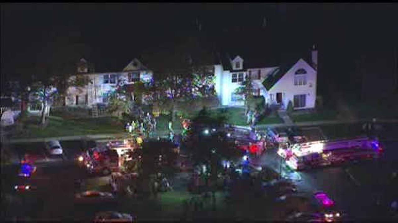 Woman dead in early morning condo complex fire in New Jersey