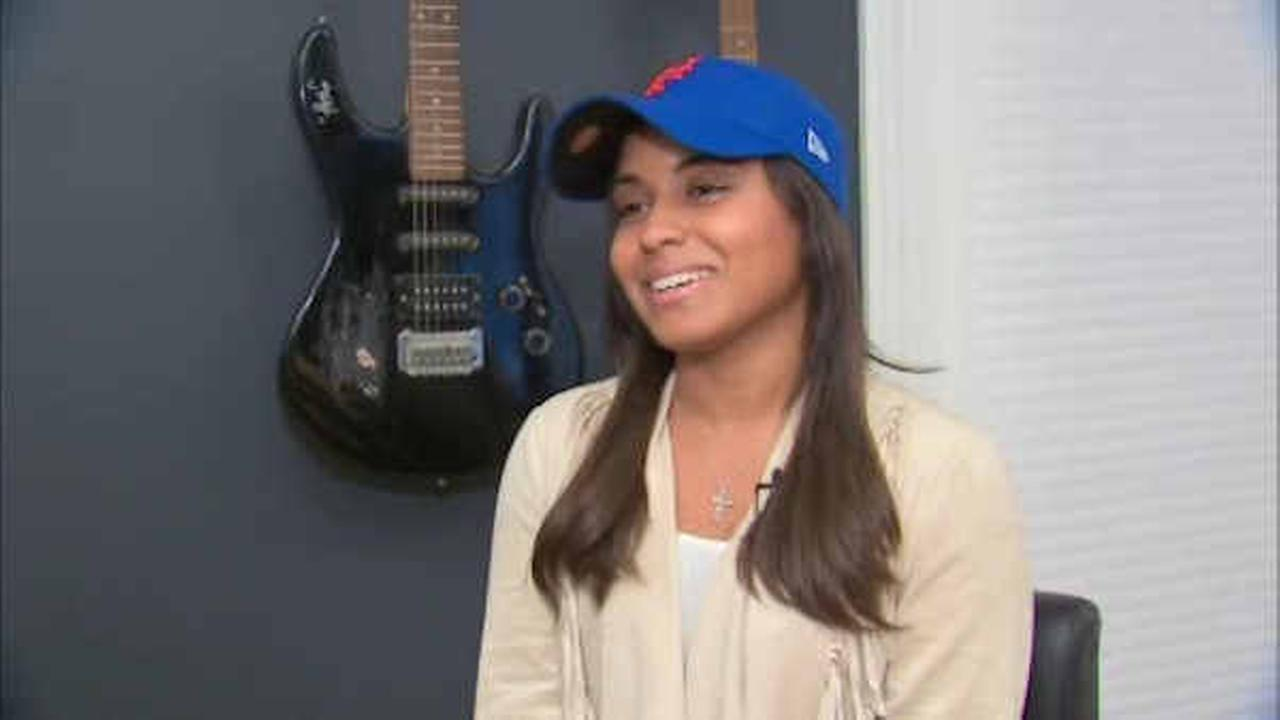 Queens singer writes walk-up song from Mets star Yoenis Cespedes