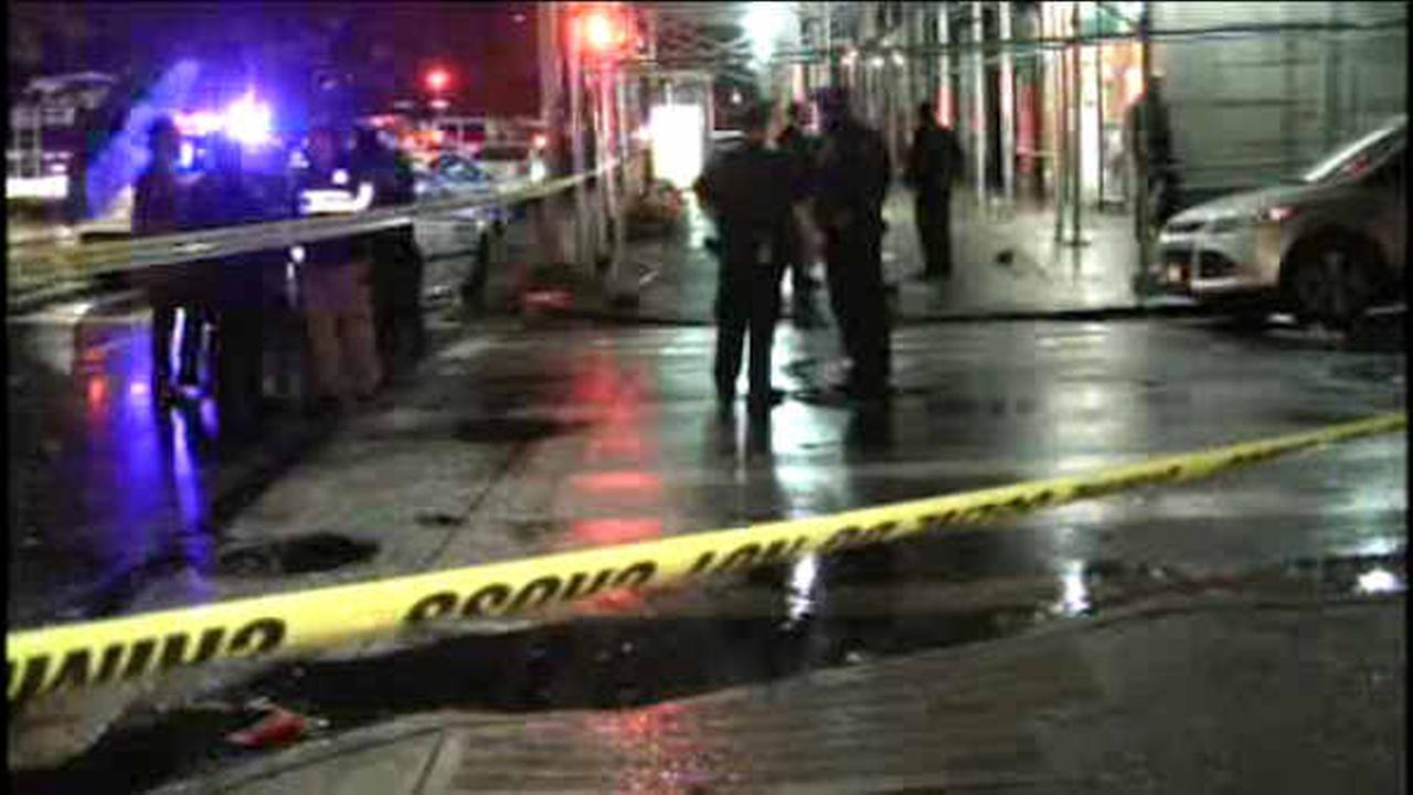 Shooting in Harlem leaves 1 man dead, 1 injured