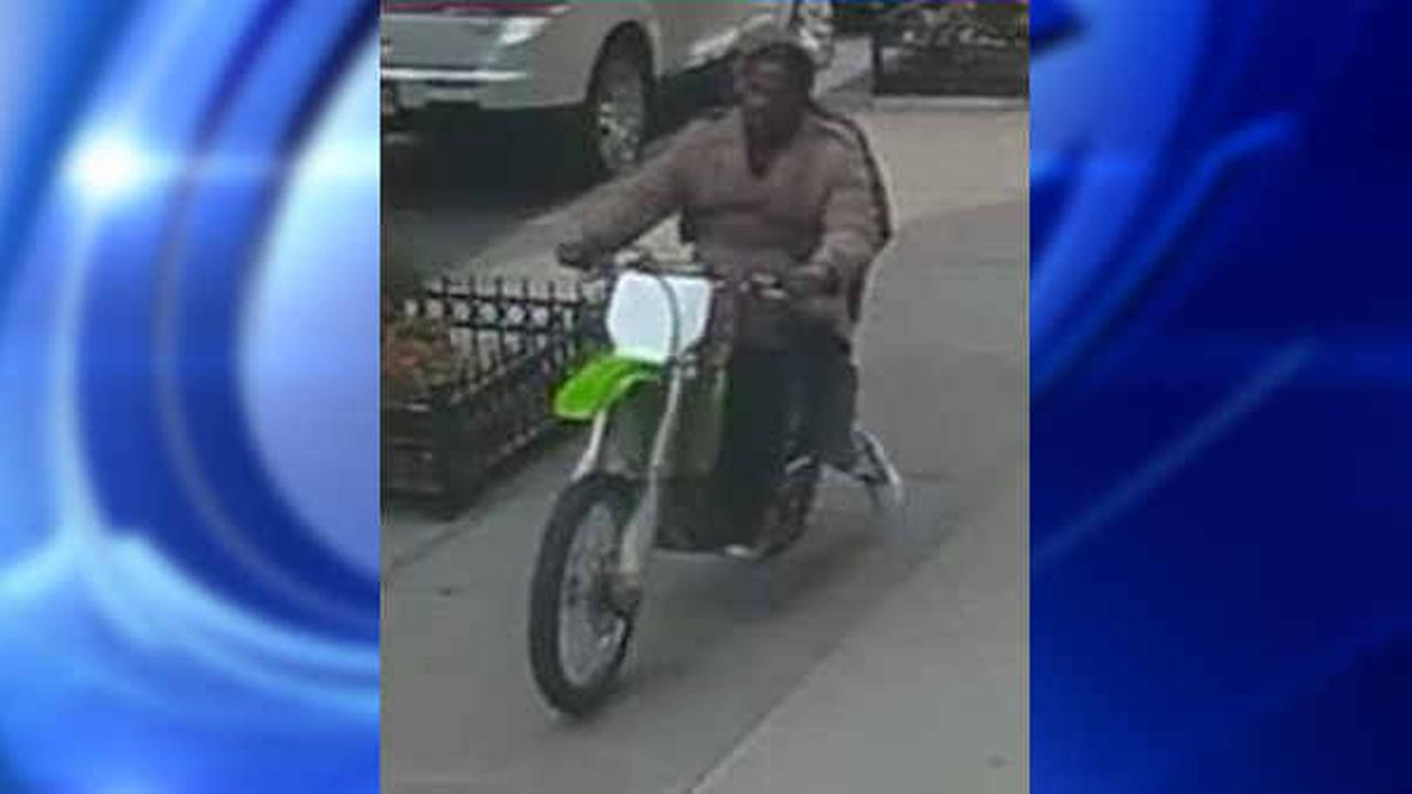 Photo released of suspects on dirt bike who shot church worker in Harlem
