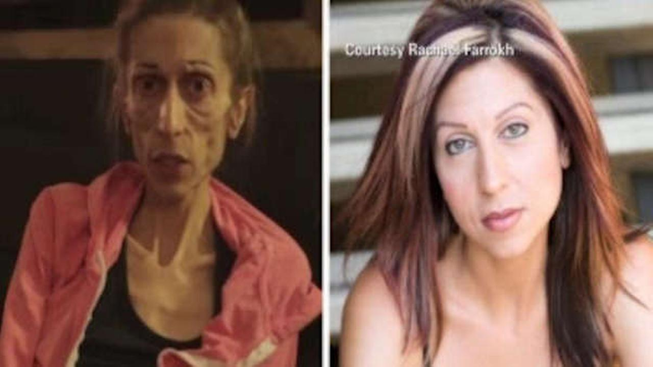 Rachael Farrokh is recovering from her eating disorder.