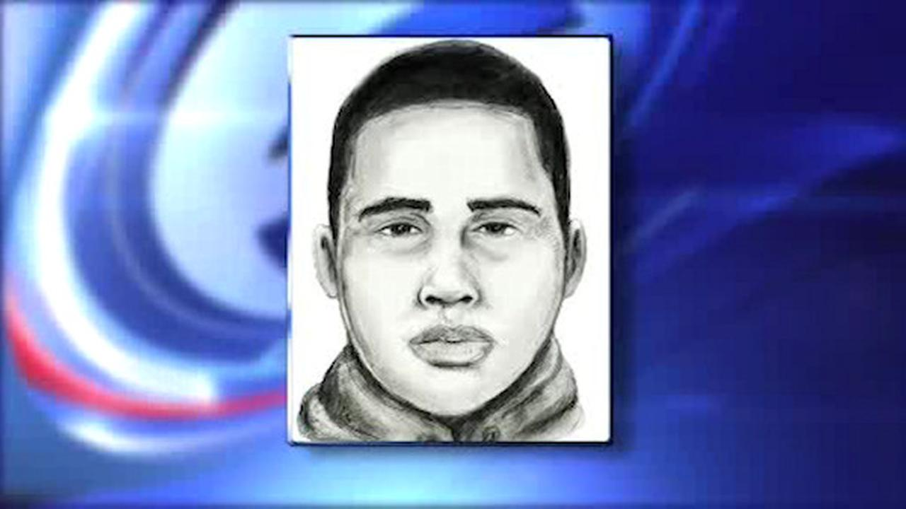 Sketch released of suspect in attempted rape of 8-year old girl in the Bronx